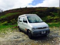 Mazda Bongo with conversion