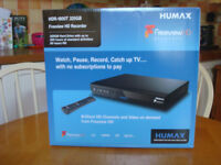 Humax HDR - 1800T 320GB Freeview HD Recorder