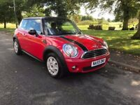 """NOW SOLD"" 2009 MINI 1.4 FIRST HATCHBACK FULL HISTORY"