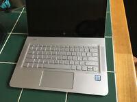 """Laptop Hp Envy 13-ab057na Intel i5-7200U 2.5GHz 8GB RAM QHD Led 13,3"""" 256GB SSD bought 3 months ago"""
