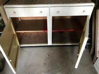 Dresser base