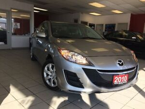 2010 Mazda MAZDA3 4dr Sdn Auto REMOTE START A/C PW PL SAFETY ETE