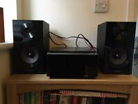 Samsung MM-E460D DAB Micro Hifi System (iPod / iPhone / Galaxy)
