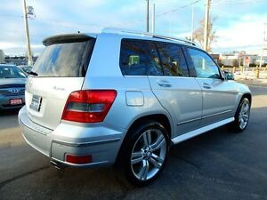 2010 Mercedes-Benz GLK-Class GLK350 4MATIC | PANORAMIC | ONE OWN Kitchener / Waterloo Kitchener Area image 7