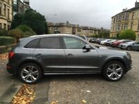 AUDI Q5 S-LINE SPECIAL EDITION V6 (PAN SUNROOF - TINTED WINDOWS)