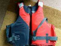 Life vest/buoyancy aid