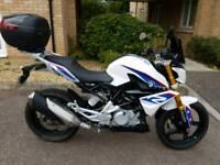 Motorbike BMW G310R for sale