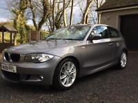 BMW 1 Series 118i M Sport 68k