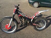 Gasgas 250 trials bike