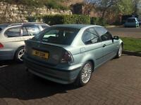 2001 BMW 316ti compact