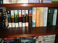 Selling my Paperback Books Collection all to go for a great price. (Lots of Top Authors.)