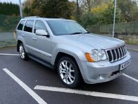 2009 Jeep Grand Cherokee OVERLAND - SRT8 Replica - 12 Months MOT