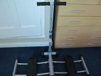 Leg Magic Pulse - leg exercise machine