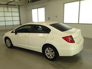 2012 Honda Civic LX| BLUETOOTH| CRUISE CONTROL| A/C| 93,659KMS Kitchener / Waterloo Kitchener Area image 4