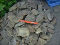 STONES for use in dry stone walling features rockeries Bristol (Oldland Common)