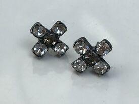 Diamanté Earrings