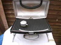 LARGE TRAVEL BBQ BARBECUE