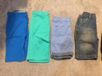 Boys shorts - age 6 - 7 and 7 - 8