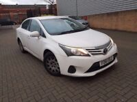 TOYOTA AVENSIS NICE CLEAN CAR ONE OWNER FROM NEW PCO VALUD UBER REGISTER VERY WELL MAINTAINED GENUNE