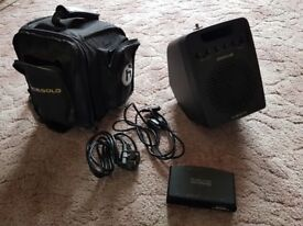 T C Helicon Voice Solo 300XT Personal Stage Monitor