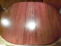 "Dining Table + 4 chairs - £40 ONO (57""x41"")"