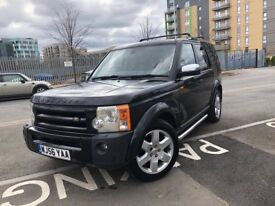 Land Rover Discovery 3 2.7 TD V6 Metropolis 5dr HEATED LEATHER NAV