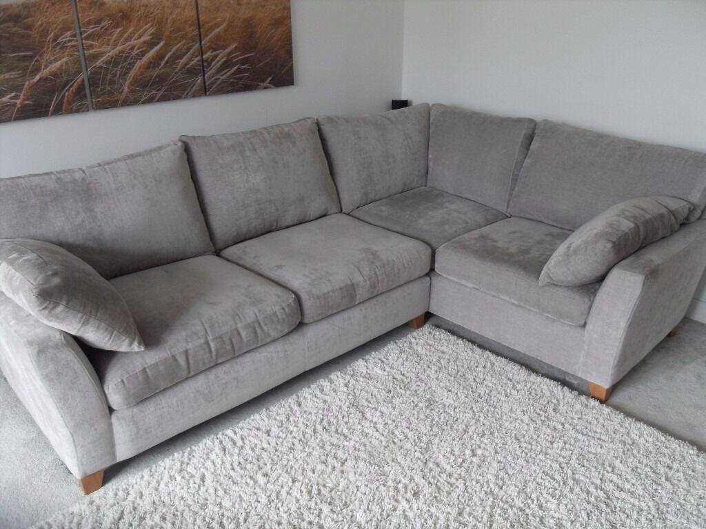 grey fabric sofas next awesome home. Black Bedroom Furniture Sets. Home Design Ideas