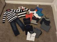 Boys Next bundle (age 4-5)