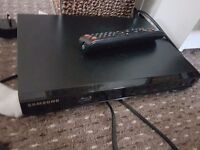 Smart Samsung Blu-Ray Player