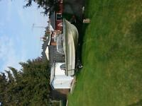 boat motor and trailer 1500
