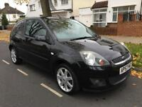 2008 Ford Fiesta Zetec 1.6 Black Edition - only 42k Miles - HPI CLEAR - £30 tax