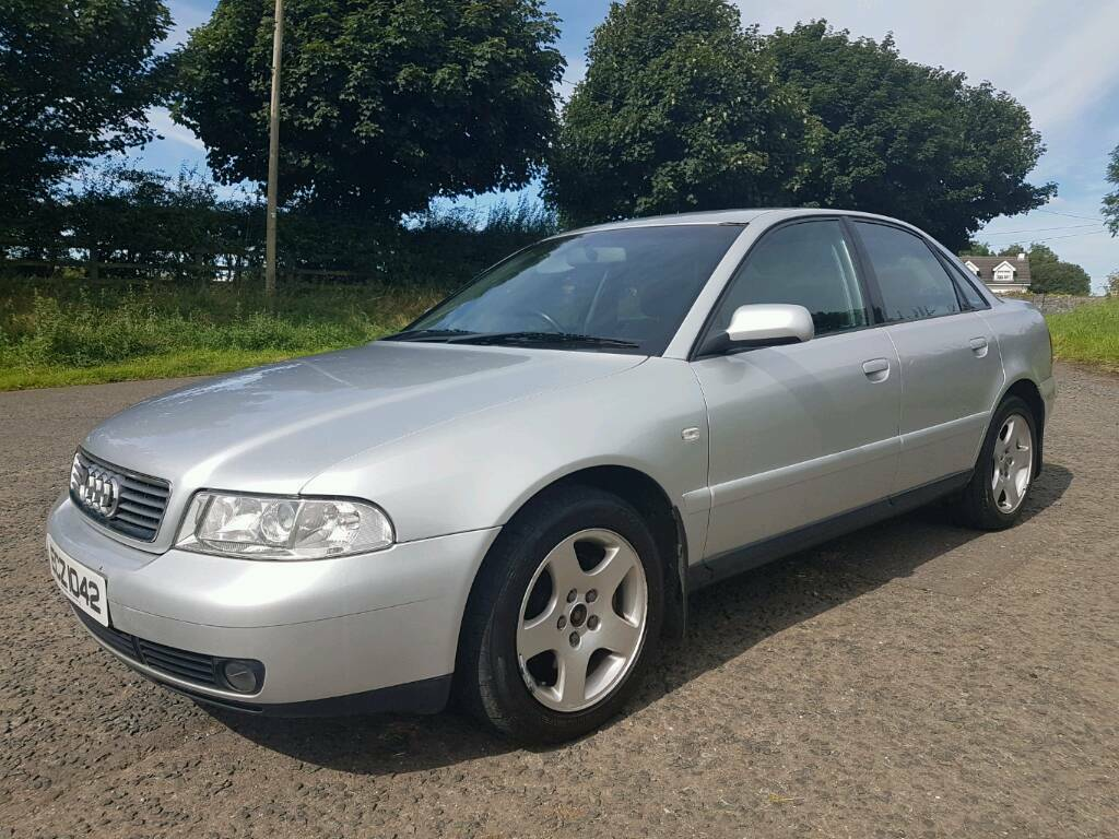 low mileage 2000 audi a4 b5 1 9 tdi 115 bhp good condition. Black Bedroom Furniture Sets. Home Design Ideas