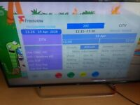 42 inch jvc tv in excellent condition only 4 month old