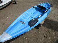 new pelican apex100 kayak