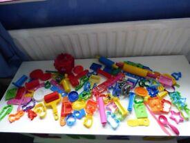 102 Playdoh Accessories Kids Toy