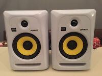 KRK RP6 G3 Rokit G3 Powered 2-Way Active Studio Monitors / Speakers. / As New !