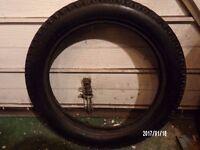Avon SM 325 x 18 rear tyre