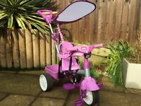 Little Tikes 4 in 1 Trike PURPLE Tricycle