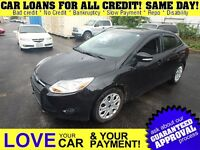 2013 Ford Focus SE * CAR LOANS EASY AS 1 2 3