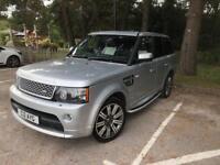 Range Rover sport autobiography 3.0 d