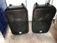 Alto TS115A truesonic speakers a pair