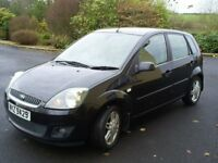 2006 FORD FIESTA GHIA **JUST MOT'D**LOW MILES**IMMACULATE**