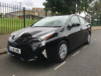 PCO HIRE UBER READY 2016 PRIUS NEW SHAPE £250 per week including insurance