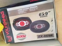 800watt car speakers