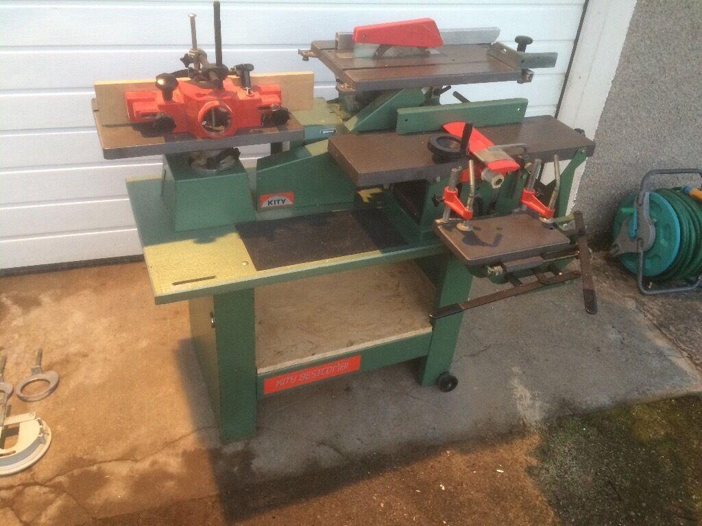 Kity Bestcombi Compact K5 Combination Woodworking Machine | in Aberdeen | Gumtree