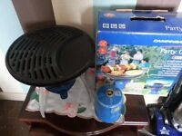 GAS STOVE/GRILL