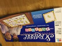 Junior Scrabble boxed as new £10 Collect from Ammanford SA18 2PX