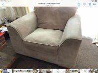 Buoyant Newark armchair like new