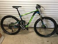 Mountain bike giant anthem sx