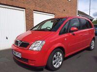 2005 Vauxhall Meriva 1.6 Automatic Petrol 12 Months Mot not your an zafira astra